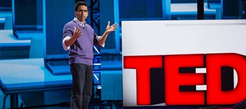 Sal Khan TED