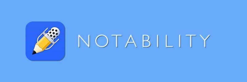 Notability logo banner