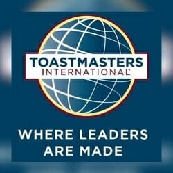 Toastmaters International logo