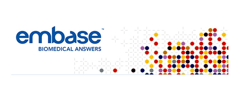 embase biomedical answers logo