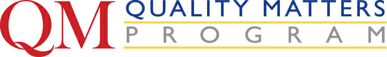 Quality Matters Program logo